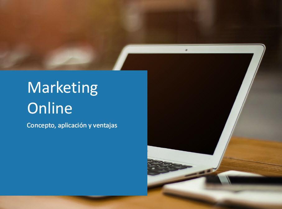 Marketing Online. Concepto y aplicación. Whitepaper.
